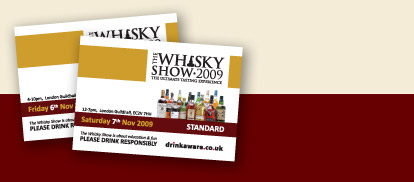 The Whisky Show 2009 Tickets