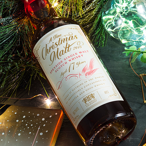 2018 Our Christmas Malt is launched