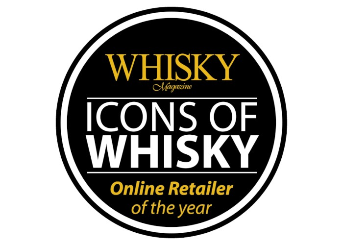 2009 Icons of Whisky Online Retailer of the Year 2009