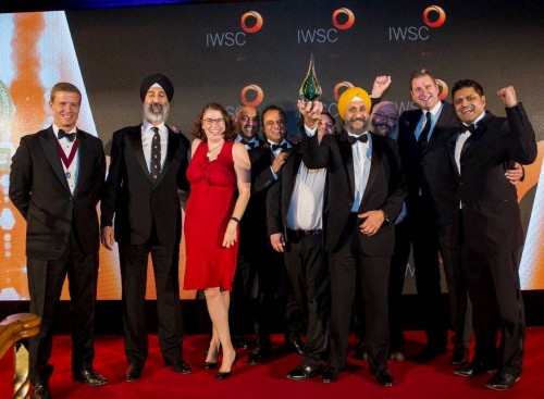 2017 IWSC Independent Spirits Retailer of the Year 2017
