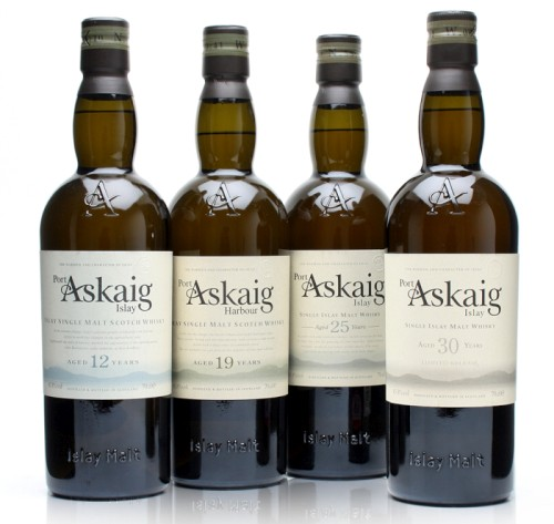 2009 Port Askaig is launched