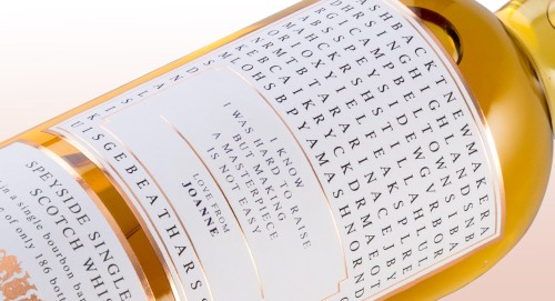 2019 We launch our customisable single-cask whiskies