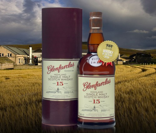 2014 Our first ever Whisky of the Year is announced