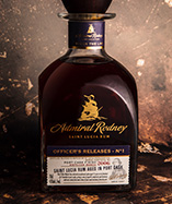 BUY: A bottle of Admiral Rodney Officer's Release No.1