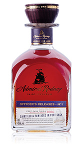 Admiral Rodney Officer's Release No.1