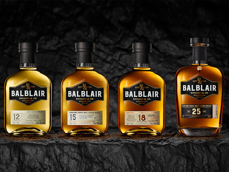 The Balblair Collection