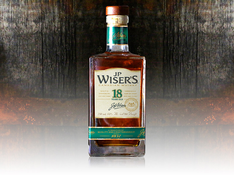 JP Wiser's 18 Year Old