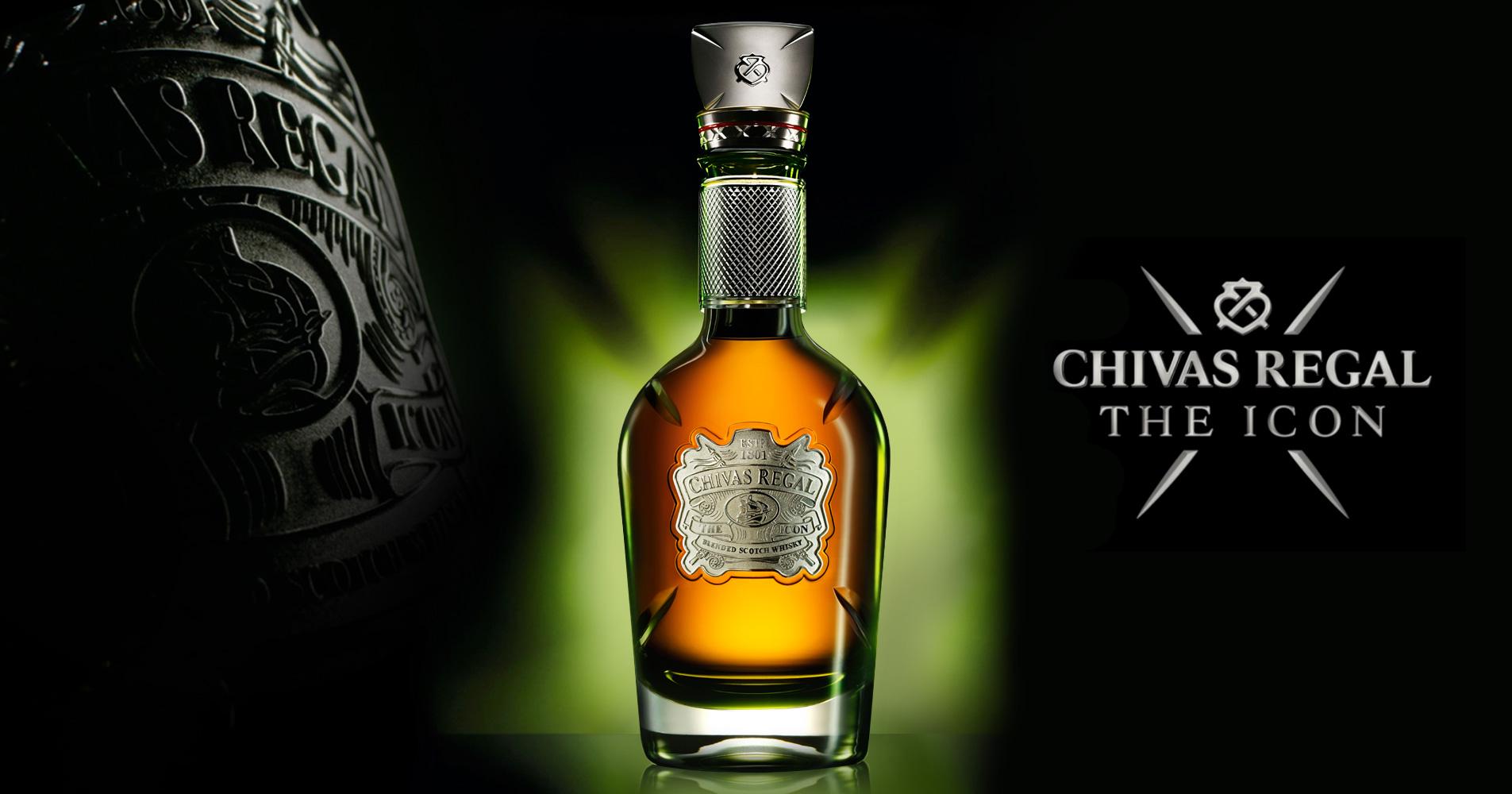 Chivas Regal The Icon The Whisky Exchange