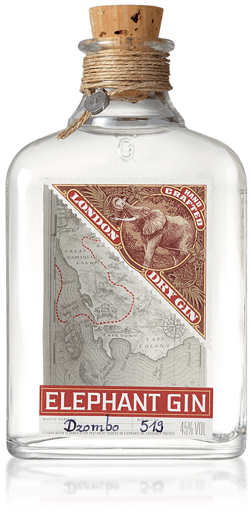 Elephant Gin : The Whisky Exchange