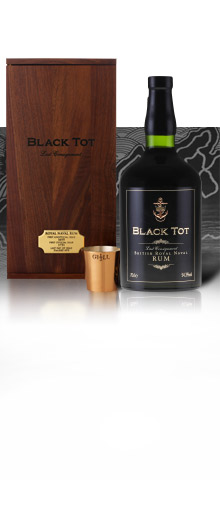 Black Tot Last Consignment / Royal Naval Rum