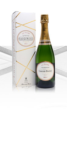 Laurent-Perrier Brut NV Champagne / Gift Box
