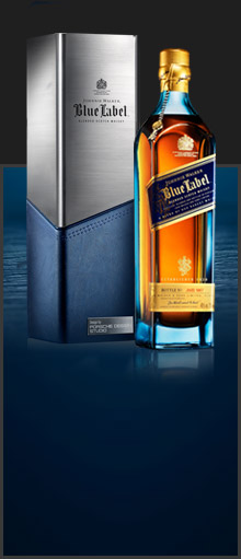 Johnnie Walker Blue Label / Porsche Chiller