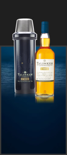 Talisker 57' North + Free Bottle Flask