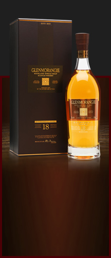 Glenmorangie 18 Year Old 'Spirit of The Open' Golf Gift Set