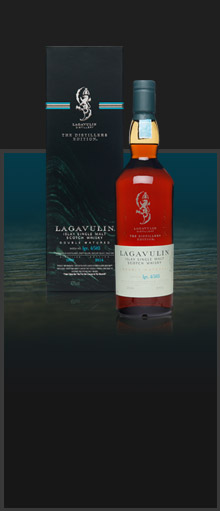 Lagavulin 1997 Distillers Edition
