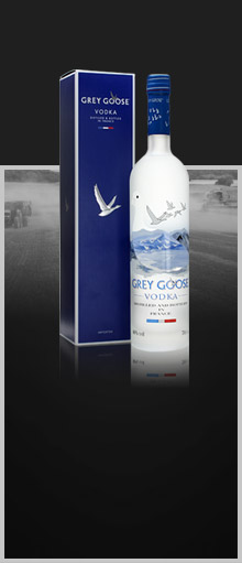 Grey Goose Vodka / Gift Box