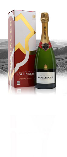 Bollinger Special Cuvee NV Champagne / Gift Box