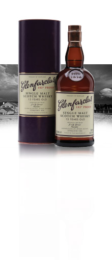 Glenfarclas 15 Year Old / 103° Proof / Sherry Cask