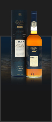 Oban 1999 / Distillers Edition