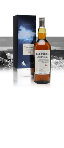 Talisker 25 Year Old / Bot.2013