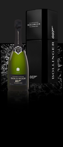 Bollinger SPECTRE 2009 Champagne / James Bond 007