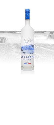 Grey Goose Vodka / Magnum