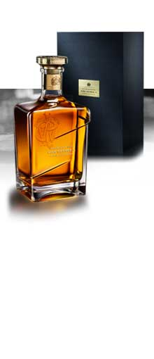 Johnnie Walker Blue Label / King George V