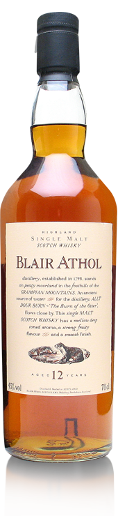 Blair Athol 12 Year Old / Flora & Fauna