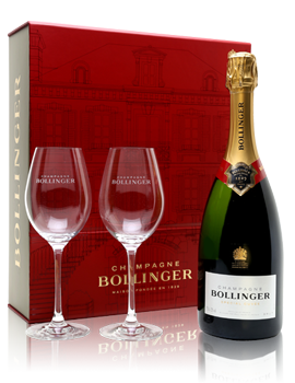 Bollinger Special Cuvee NV Champagne Glass Pack
