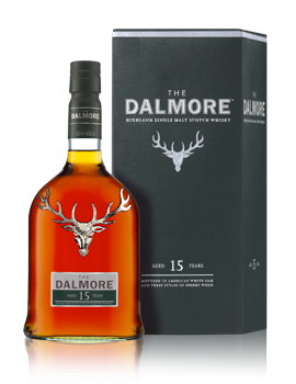 Dalmore 15 Year Old Presentation