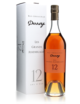 Darroze Les Grands Assemblages 12 Year Old Armagnac Presentation