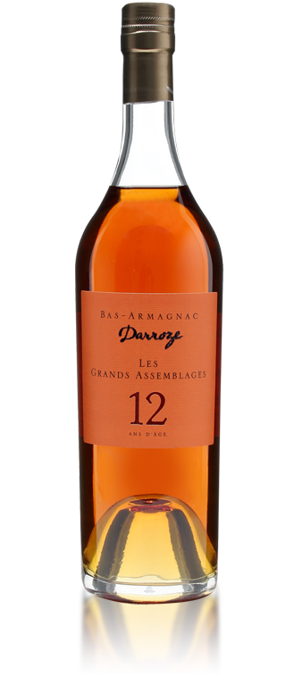 Darroze Les Grands Assemblages 12 Year Old Armagnac