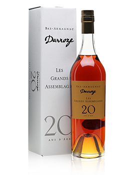 Darroze Les Grands Assemblages 20 Year Old Armagnac Presentation