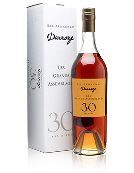 Darroze Les Grands Assemblages 30 Year Old Armagnac Presentation