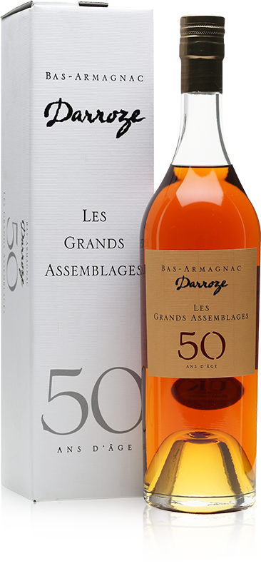 Darroze Les Grands Assemblages 50 Year Old Armagnac