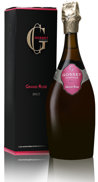 Gosset Grand Rose Brut NV