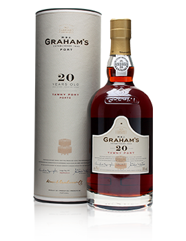 Graham's 20 Year Old Tawny Port Presentation