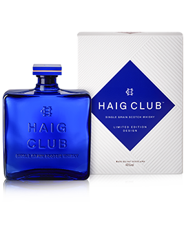 Haig Club / Limited Edition Decanter