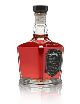 Jack Daniel's Single Barrel Presentation