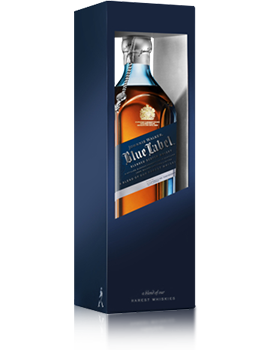 Johnnie Walker Blue Label / Porsche Design Studio 2012
