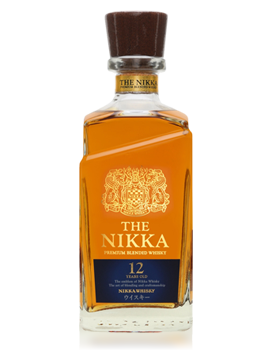 The Nikka 12 Year Old Presentation