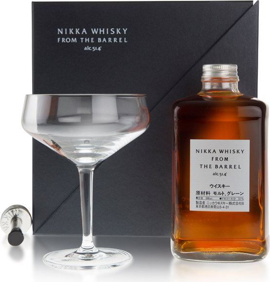 Nikka From The Barrel Cocktail Gift Pack