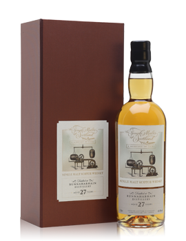 Bunnahabhain Marriage 27 Year Old / Single Malts of Scotland Presentation