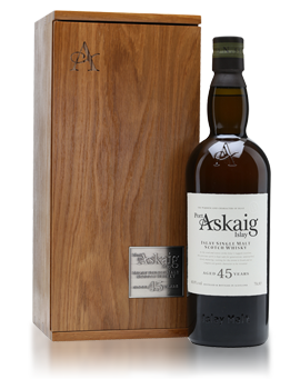 Port Askaig 45 Year Old Presentation