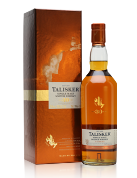 Talisker 30 Year Old / Bot.2012 Presentation