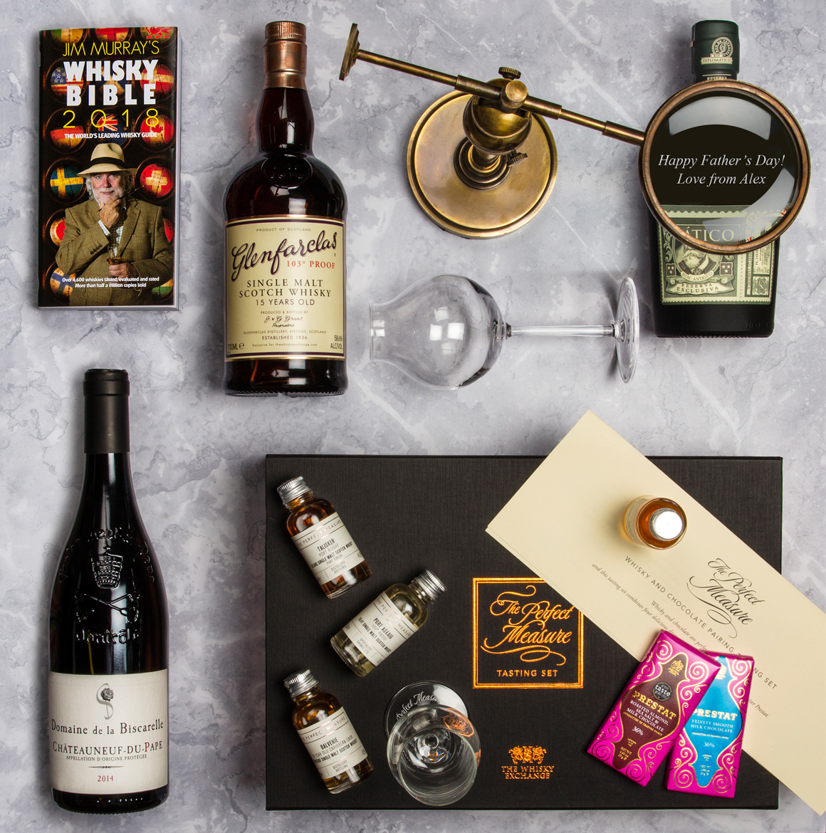 Products unique to The Whisky Exchange