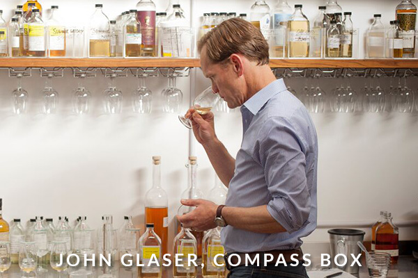 John Glaser, Compass Box Whiskymaker