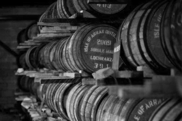 There is no set time period for whisky finishing