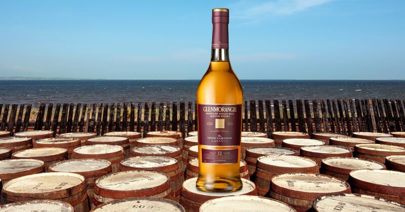 Glenmorangie Lasanta 12 Year Old / Oloroso and PX Finish