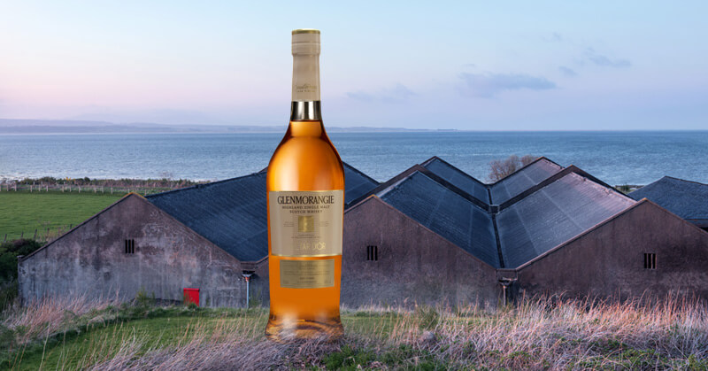 Glenmorangie Nectar D'Or 12 Year Old / Sauternes Finish